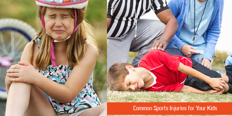 Kids Sports Injuries