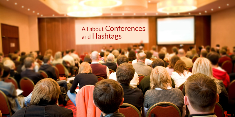 Conferences and Hashtags