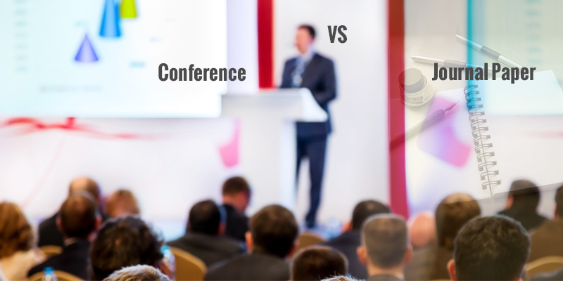 Conference Vs Journal Paper