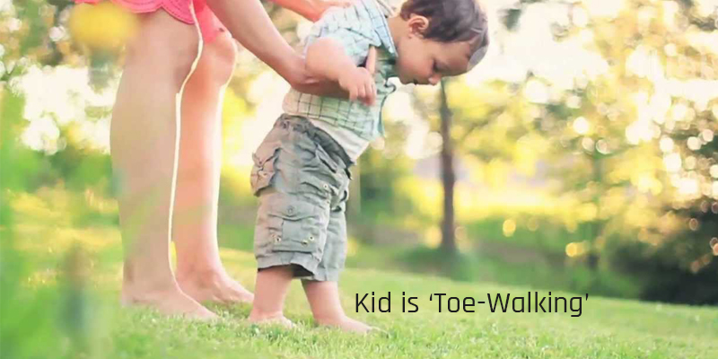 Toe-Walking