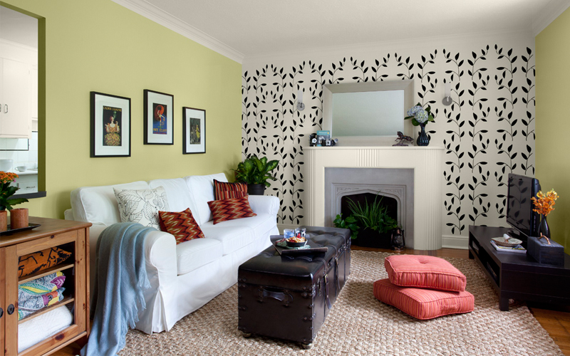 Perfect Accent Wall