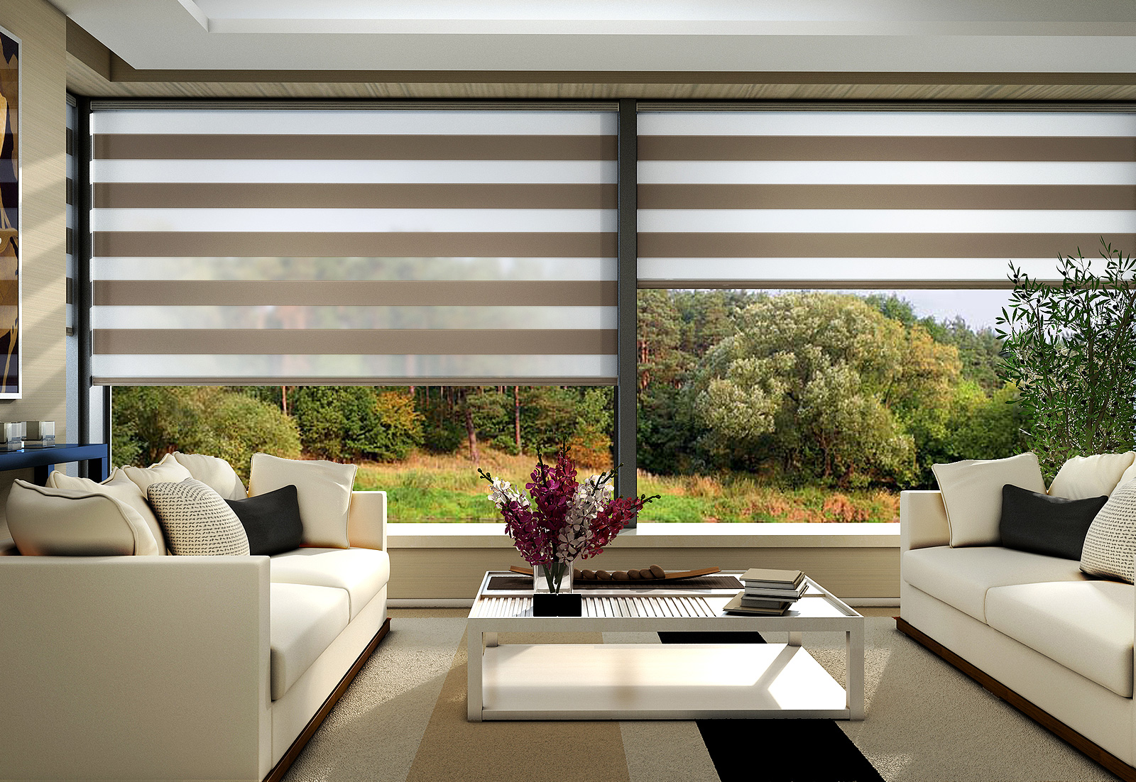 Automatic Window Blinds >> Why Are Motorized Window Blinds Must Have For Your Home